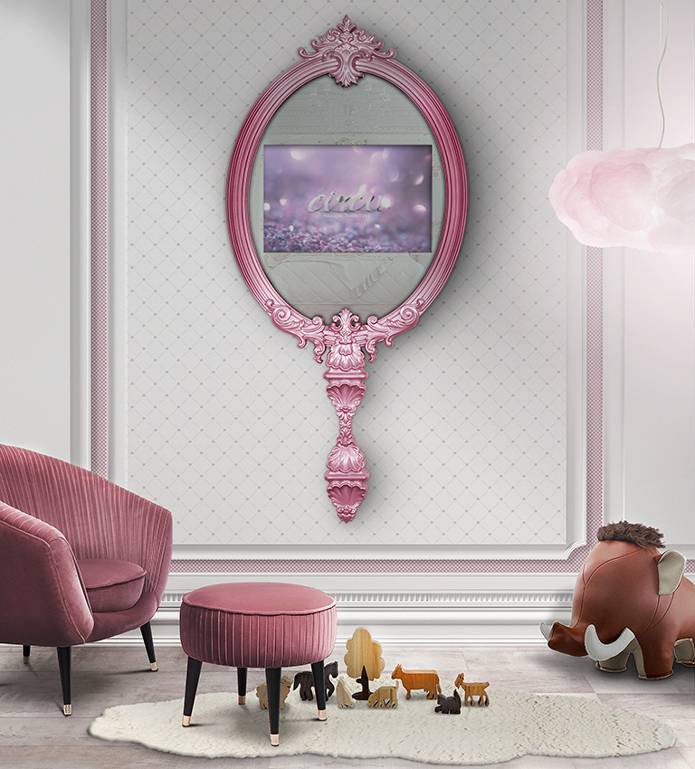 disney Behold These Amazing Disney Inspired Wall Mirrors Behold These Amazing Disney Inspired Wall Mirrors 2