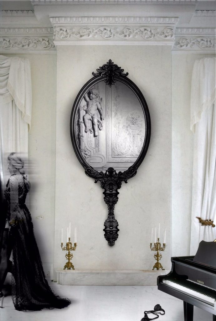 disney Behold These Amazing Disney Inspired Wall Mirrors Behold These Amazing Disney Inspired Wall Mirrors 4