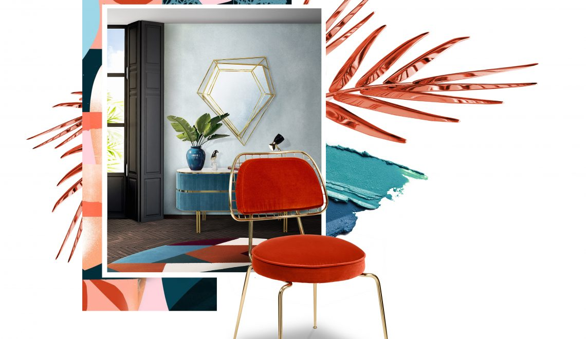 pantone color trends Choose The Best Wall Mirror According To Pantone Color Trends Choose The Best Wall Mirror According To Pantone Color Trends2 1140x660