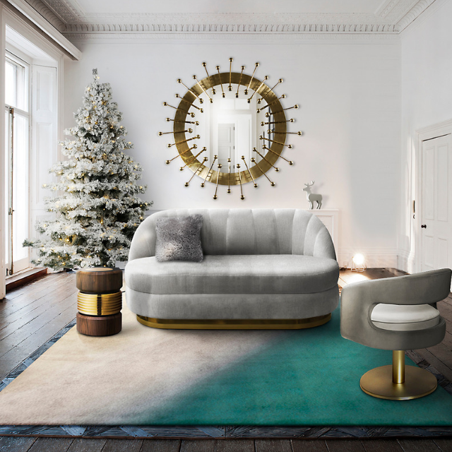 Holiday Mirror Decor: Have A Jolly And Luxurious Christmas