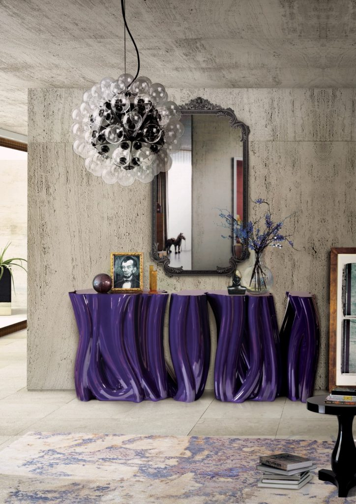 top designers 5 Exquisite Mirrors Inspired By Moodboards From Top Designers monochrome