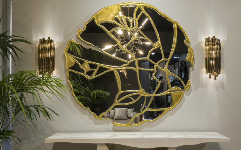 How To Decor Your Home With The Best Mirrors From Maison Et Objet 2020