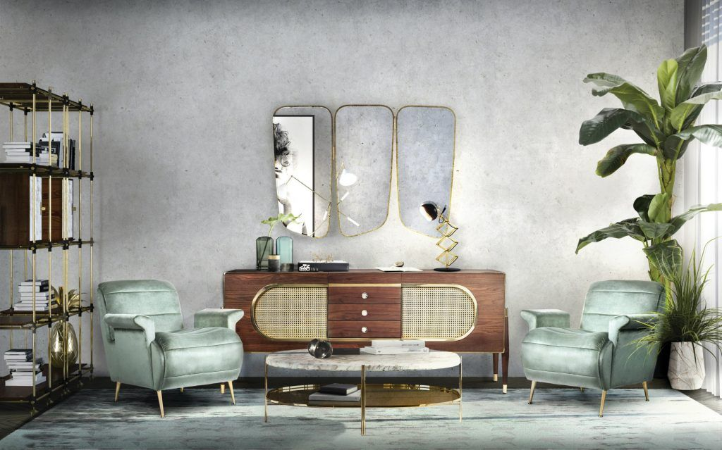 amazing wall mirrors 7 Luxury Living Rooms With Amazing Wall Mirrors  luxury living rooms amazing wall mirrors 7