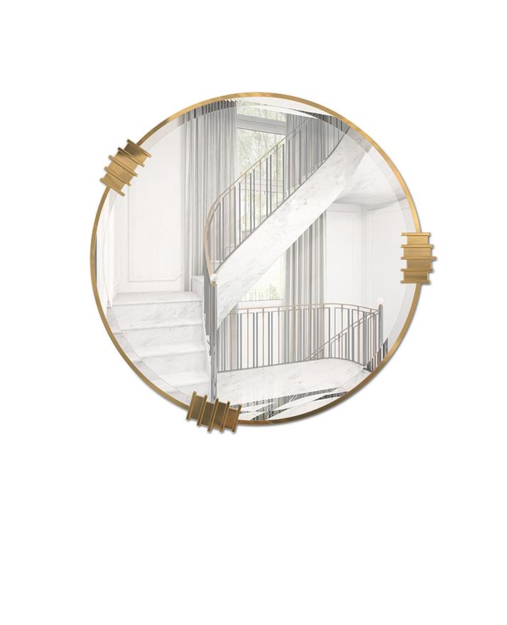 maison et objet 2020 Maison Et Objet 2020: New Wall Mirrors To Fall In Love With maison objet 2020 new mirrors fall love with 4