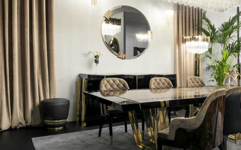 maison et objet 2020 Maison Et Objet 2020: New Wall Mirrors To Fall In Love With maison objet 2020 new mirrors fall love with