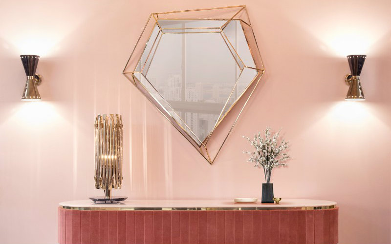Mid-Century Mirrors For Your Home Decor