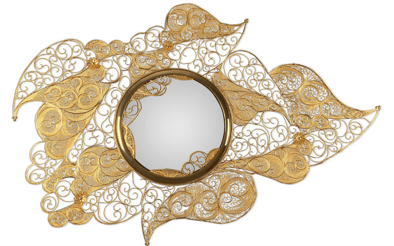Product Of The Week: Filigree Mirror