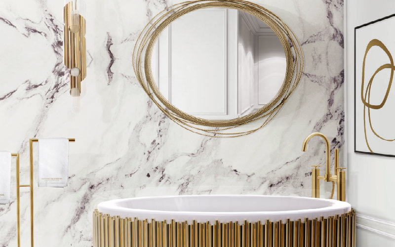 Bathroom Mirrors To Fall In Love In 2020