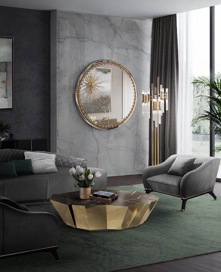 Discover Here The Do's And Dont's Of Wall Mirrors Decor  wall mirrors Discover Here The Do's And Dont's Of Wall Mirrors Decor  discover dos donts wall mirrors decor 1