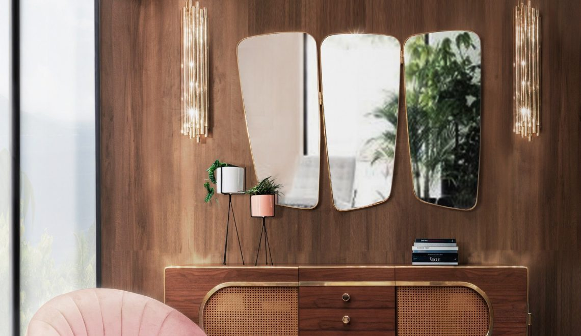 Discover Here The Do's And Dont's Of Wall Mirrors Decor