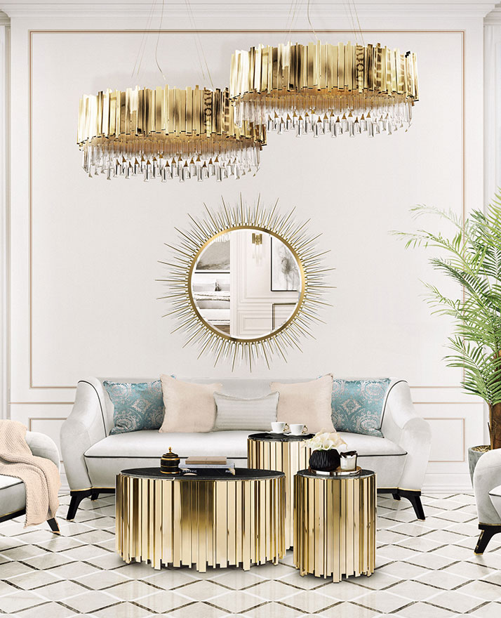 Metallics Is The Design Trend Your Wall Mirrors Need metallics Metallics Is The Design Trend Your Wall Mirror Needs metallics design trend wall mirrors need 4