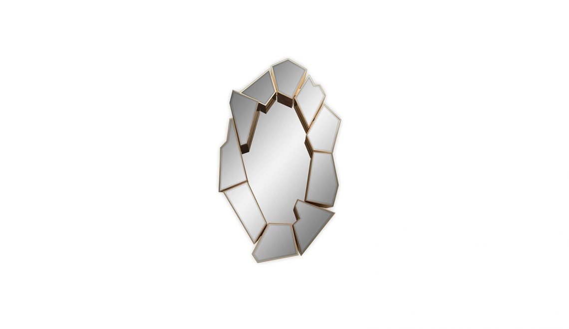 Product Of The Week: Crackle Mirror