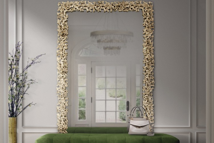 Discover The Ideal Locations To Place Floor Mirrors At Home