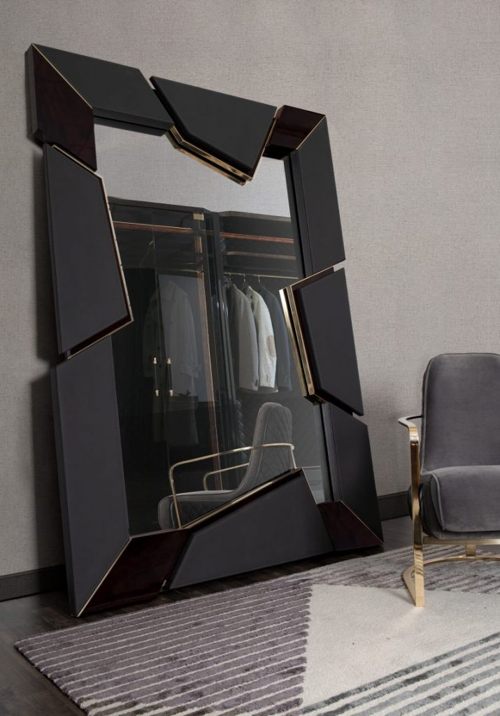 Discover The Ideal Locations To Place Floor Mirrors At Home floor mirrors Discover The Ideal Locations To Place Floor Mirrors At Home discover ideal locations place floor mirrors home 3 scaled