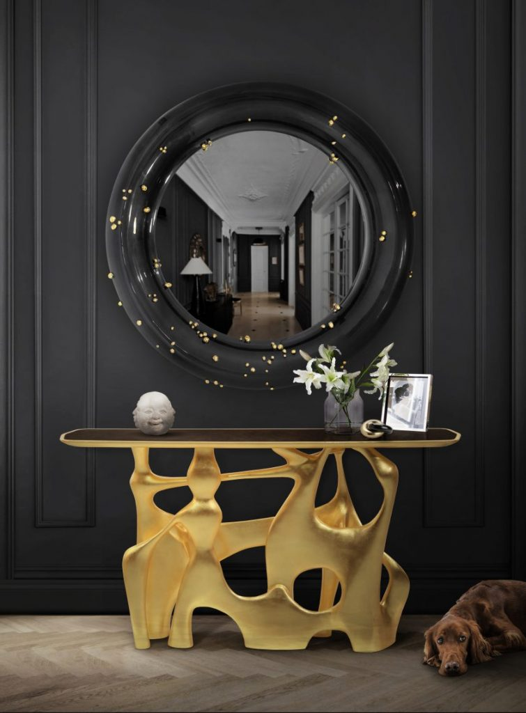 These Wall Mirrors Will Help You Brighten Up A Dark Room wall mirrors These Wall Mirrors Will Help You Brighten Up A Dark Room wall mirrors help brighten dark room 3 scaled