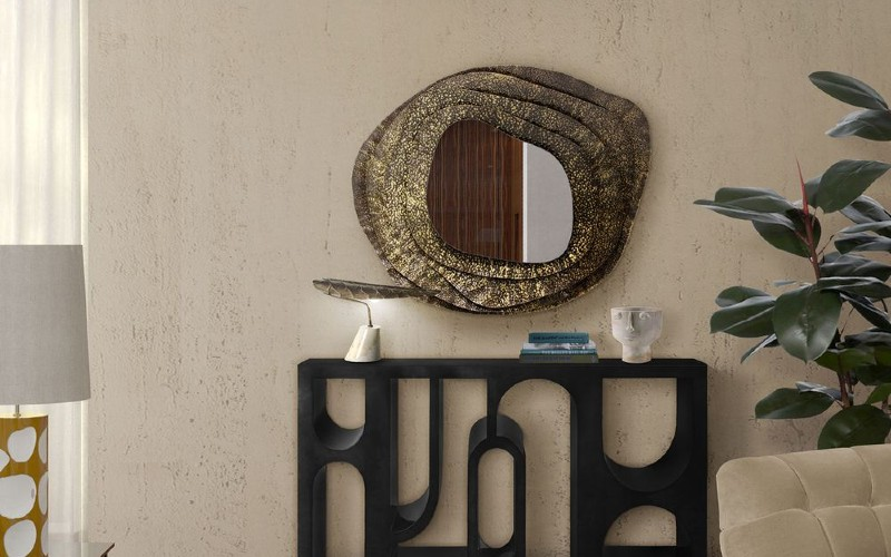 Fall Trends 2020: Add A Cozy Touch To Your Home Decor With These Mirrors