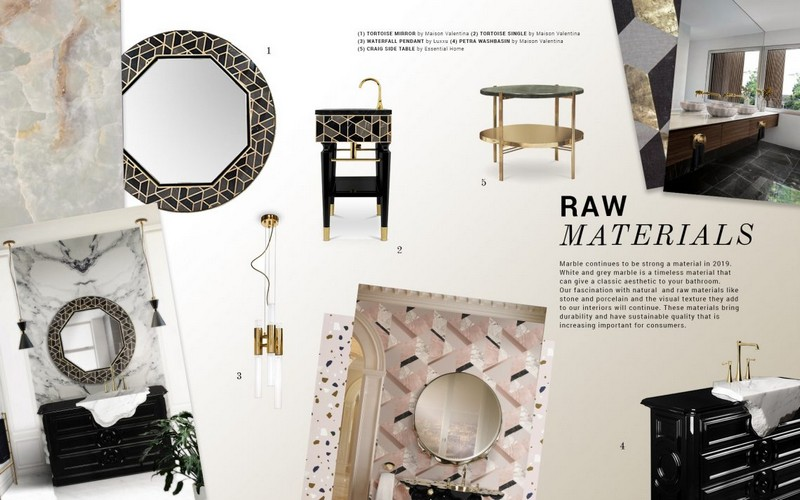 luxury wall mirrors Be Inspired By These 5 Moodboards With Luxury Wall Mirrors inspired moodboards luxury wall mirrors 5
